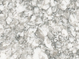 Everest White Quartz